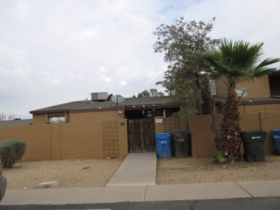 3646 N 67TH Avenue UNIT 36, Phoenix, AZ 85033 - #: 5878655