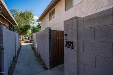 1029 N Granite Reef Road, Scottsdale, AZ 85257 - MLS#: 5880719