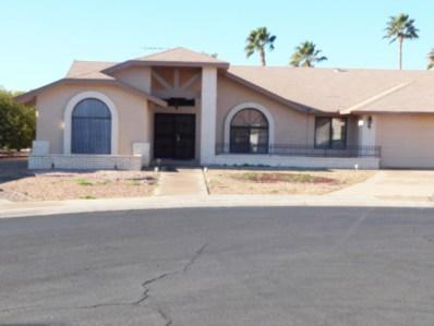 19403 N 142ND Drive, Sun City West, AZ 85375 - MLS#: 5882015