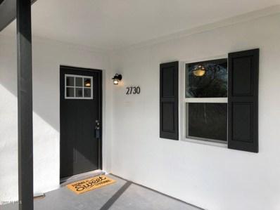 2730 E Fairmount Avenue, Phoenix, AZ 85016 - MLS#: 5884001