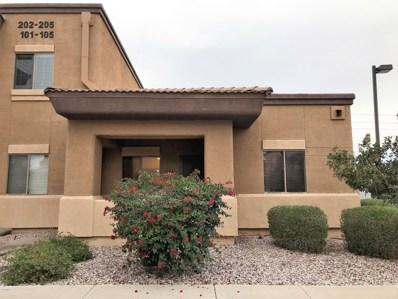 537 S Delaware Drive UNIT 101, Apache Junction, AZ 85120 - MLS#: 5884333