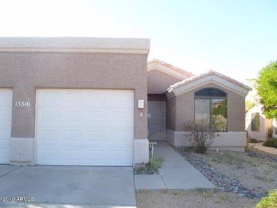 13816 N Cambria Drive UNIT B, Fountain Hills, AZ 85268 - MLS#: 5887743
