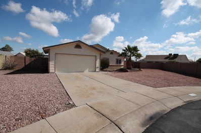 7544 W Mescal Street, Peoria, AZ 85345 - #: 5889655