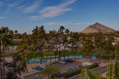 7830 E Camelback Road UNIT 609, Scottsdale, AZ 85251 - MLS#: 5890491