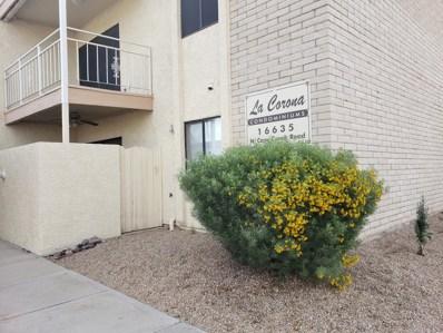 16635 N Cave Creek Road UNIT 232, Phoenix, AZ 85032 - MLS#: 5891225