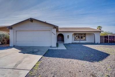 4709 W Charleston Avenue, Glendale, AZ 85308 - MLS#: 5891697
