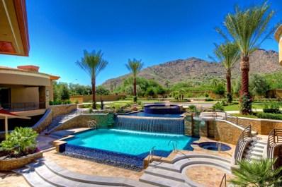 5335 N Invergordon Road, Paradise Valley, AZ 85253 - #: 5892742