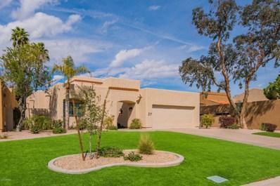 2626 E Arizona Biltmore Circle UNIT 27, Phoenix, AZ 85016 - MLS#: 5893303