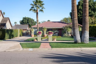 926 W Willetta Street, Phoenix, AZ 85007 - MLS#: 5894643