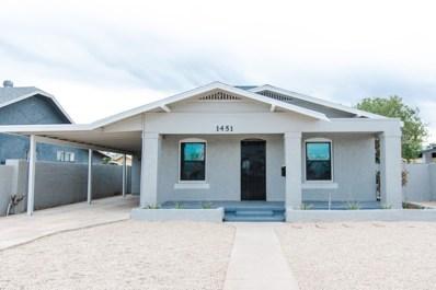 1451 E McKinley Street, Phoenix, AZ 85006 - #: 5894845