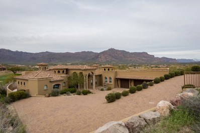4588 S Avenida Corazon De Oro, Gold Canyon, AZ 85118 - MLS#: 5896988