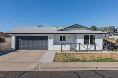 966 E 10th Avenue, Mesa, AZ 85204 - MLS#: 5897073