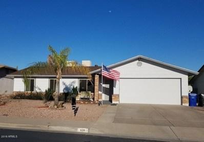 639 S 35TH Place, Mesa, AZ 85204 - MLS#: 5897619