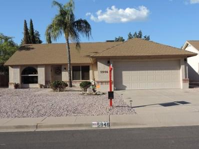 5946 E Elmwood Street, Mesa, AZ 85205 - #: 5898161