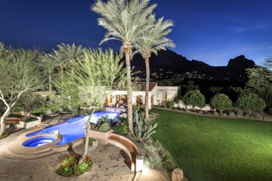 5901 E Valley Vista Lane, Paradise Valley, AZ 85253 - #: 5898303