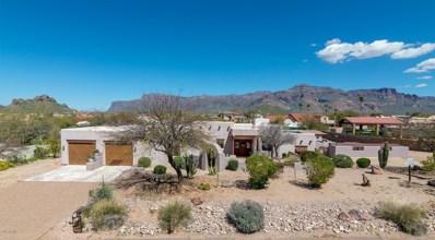10762 E Sleepy Hollow Trail, Gold Canyon, AZ 85118 - MLS#: 5901659