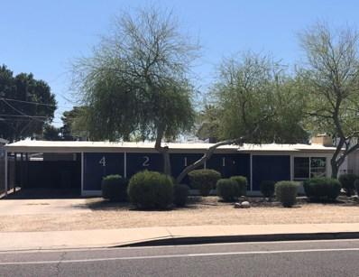 4211 E Campbell Avenue, Phoenix, AZ 85018 - MLS#: 5905037