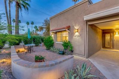 4709 N 76TH Place, Scottsdale, AZ 85251 - MLS#: 5906899