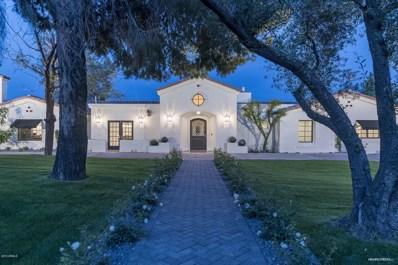 7825 N Calle Caballeros Road, Paradise Valley, AZ 85253 - MLS#: 5907346