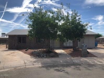 1741 W Grove Street, Phoenix, AZ 85041 - MLS#: 5913094
