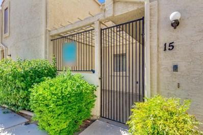 15801 N 29TH Street UNIT 15, Phoenix, AZ 85032 - MLS#: 5914298