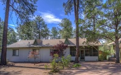 201 W Timber Circle, Payson, AZ 85541 - #: 5915611