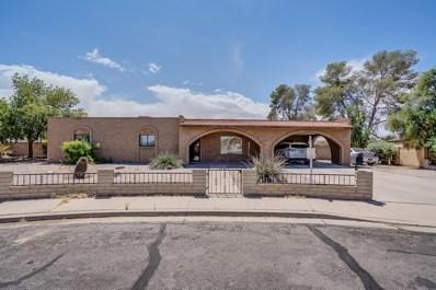 825 W Hopi Drive, Coolidge, AZ 85128 - #: 5915896