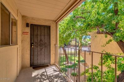 7430 E Chaparral Road UNIT A209, Scottsdale, AZ 85250 - #: 5918167