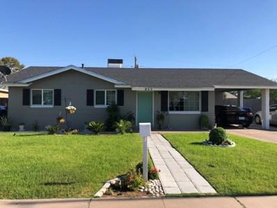 833 E Dolphin Avenue, Mesa, AZ 85204 - #: 5918385