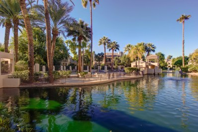 7272 E Gainey Ranch Road UNIT 75, Scottsdale, AZ 85258 - MLS#: 5919370