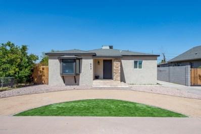 542 W Dana Avenue, Mesa, AZ 85210 - MLS#: 5921724