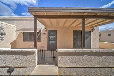 222 E Nebraska Street, Florence, AZ 85132 - MLS#: 5922822