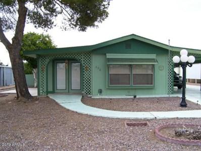 330 S 56TH Street, Mesa, AZ 85206 - MLS#: 5923970