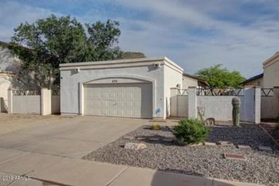 4710 W Menadota Drive, Glendale, AZ 85308 - #: 5927924