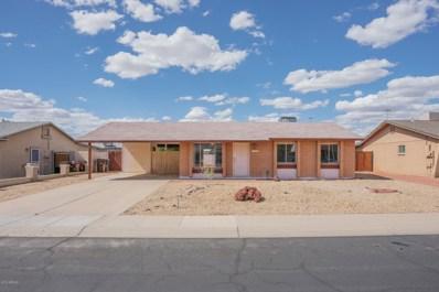 7244 W Brown Street, Peoria, AZ 85345 - #: 5930969