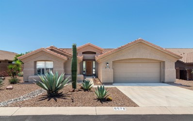 6578 S Foothills Drive, Gold Canyon, AZ 85118 - MLS#: 5933993