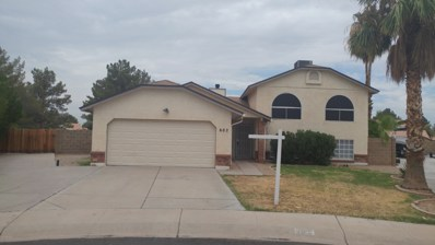 602 S La Arboleta Court, Gilbert, AZ 85296 - MLS#: 5934143