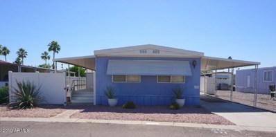 201 S Greenfield Road UNIT 190, Mesa, AZ 85206 - #: 5934972