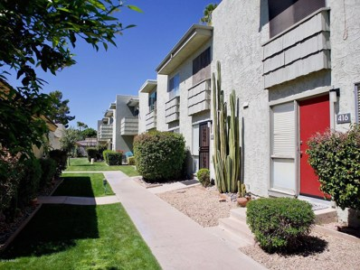 4610 N 68TH Street UNIT 417, Scottsdale, AZ 85251 - MLS#: 5936347