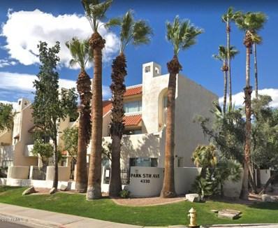 4330 N 5TH Avenue UNIT 110, Phoenix, AZ 85013 - MLS#: 5937797