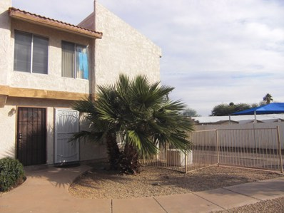 3840 N 43RD Avenue UNIT 25, Phoenix, AZ 85031 - MLS#: 5939109