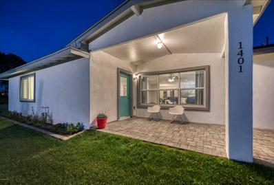 1401 W Rovey Avenue, Phoenix, AZ 85013 - #: 5939244