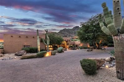 7500 N Black Rock Trail, Paradise Valley, AZ 85253 - #: 5945817