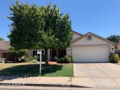 4513 E Douglas Avenue, Gilbert, AZ 85234 - #: 5951205