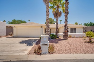 26433 S Sedona Drive, Sun Lakes, AZ 85248 - #: 5952691