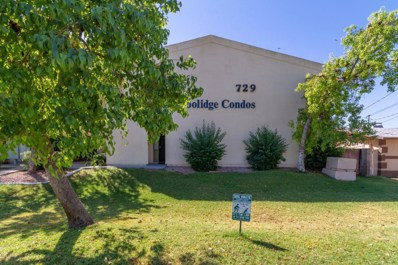 729 W Coolidge Street UNIT 207, Phoenix, AZ 85013 - MLS#: 5953431
