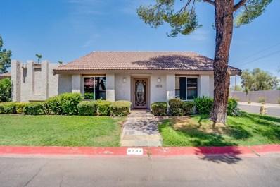 8744 E Via De La Luna, Scottsdale, AZ 85258 - #: 5957987