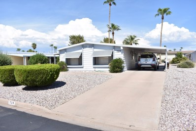 729 S Park View Circle, Mesa, AZ 85208 - MLS#: 5961341