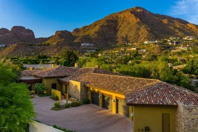 5144 E Palomino Road, Phoenix, AZ 85018 - MLS#: 5965231