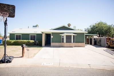 4843 N 80TH Avenue, Phoenix, AZ 85033 - MLS#: 5993036